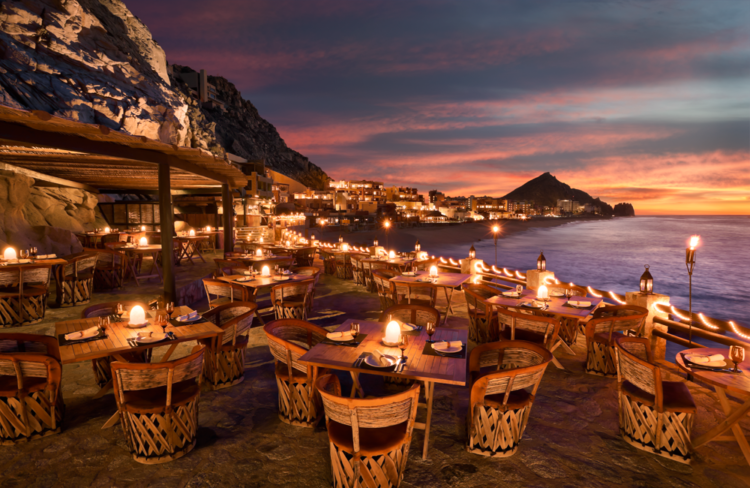 The Restaurant El Farallon