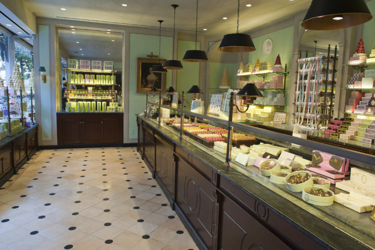 Ladurée, Upper East Side