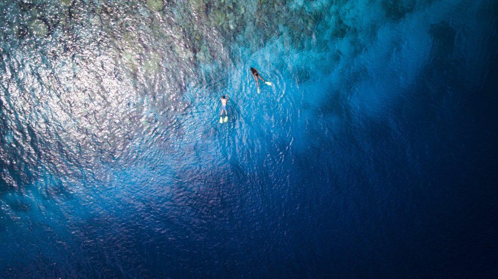 Huvafen Fushi - Snorkeling 1