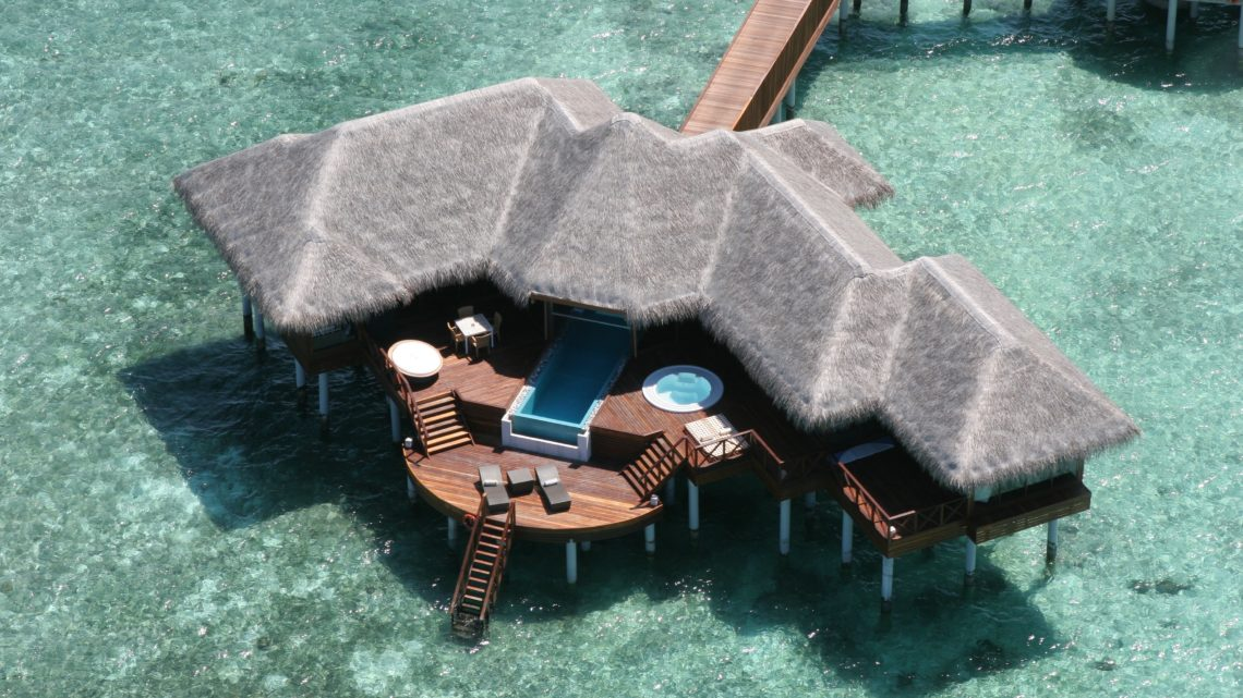 Huvafen Fushi – Two-bedroom Ocean Pavilion with private pool 7